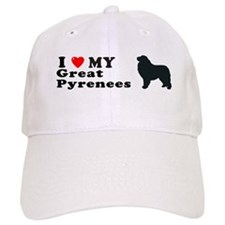 GREAT PYRENEES Baseball Cap