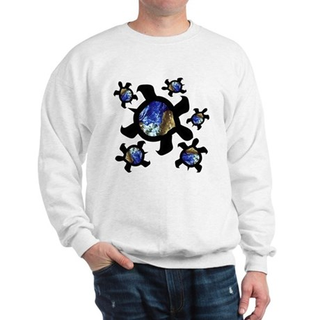 Earthly Turtles Sweatshirt