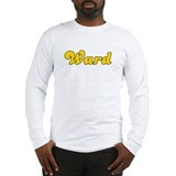 Retro Ward (Gold) Long Sleeve T-Shirt