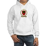CHAISSON Family Crest Hooded Sweatshirt