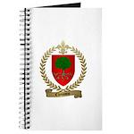 CHAISSON Family Crest Journal