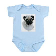Pug 9Y383D-294 Infant Bodysuit
