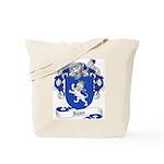 Alan Family Crest Tote Bag