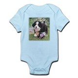 Bernese Puppy Infant Bodysuit