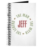 Jeff Man Myth Legend Journal