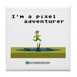 Adventurers Tile Coaster