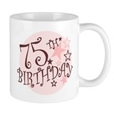 75TH BIRTHDAY Small Mug