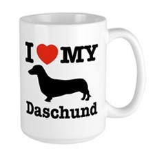 I love my Daschund Coffee Mug