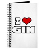 """I Love Gin"" Journal"