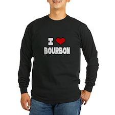 """""""I Love Bourbon"""" T"""