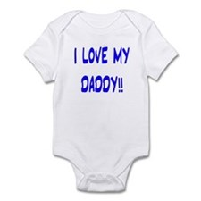 Cool Big daddys girl Infant Bodysuit