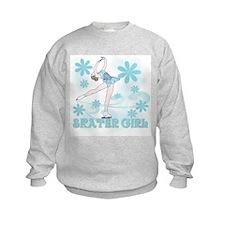 Skater Girl Sweatshirt