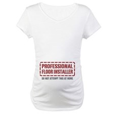 Professional Floor Installer Shirt
