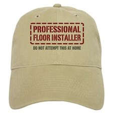 Professional Floor Installer Baseball Cap