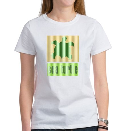 Bar Code Turtle Women's T-Shirt