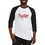 Master Baseball Jersey