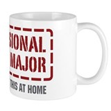 Professional English Major Mug