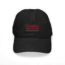 Professional Engineer Baseball Hat