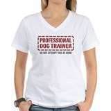 Professional Dog Trainer Shirt