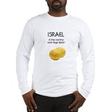 Israel: Huge balls Long Sleeve T-Shirt