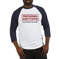 Professional Dart Player Baseball Jersey