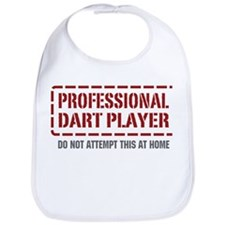 Professional Dart Player Bib