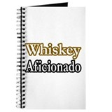 """Whiskey Aficionado"" Journal"