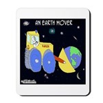 An Earth Mover Mousepad
