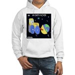 An Earth Mover Hooded Sweatshirt