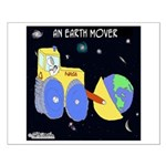 An Earth Mover Small Poster