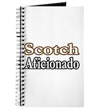 """""""Scotch Aficionado"""" Journal"""
