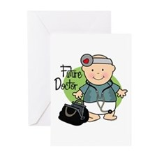 Future Doctor Greeting Cards (Pk of 10)