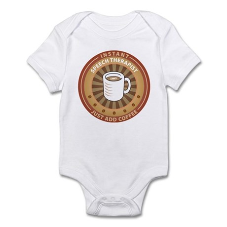 Instant Speech Therapist Infant Bodysuit