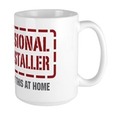 Professional Cable Installer Coffee Mug
