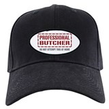Professional Butcher Baseball Hat