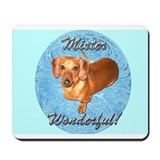 Mr. Wonderful Mousepad