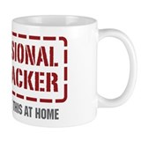 Professional Backpacker Small Mug