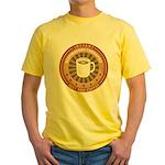 Instant Respiratory Therapist Yellow T-Shirt