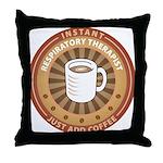 Instant Respiratory Therapist Throw Pillow