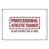 Professional Athletic Trainer Banner