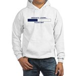 GRADUATE LOADING... Hooded Sweatshirt