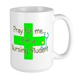 STUDENT NURSE III Ceramic Mugs