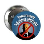 Cameramen Against McCain campaign button