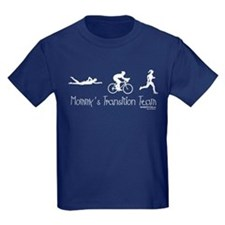 Triathlon Mommy's Transition Team T