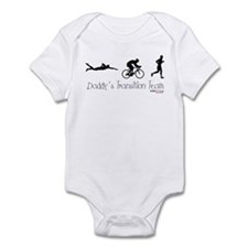 Triathlon Daddy's Transition Team Infant Bodysuit
