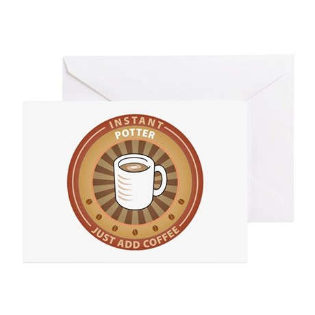 Instant Potter Greeting Cards (Pk of 20)