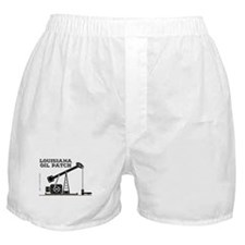 Louisiana Oil Patch Boxer Shorts