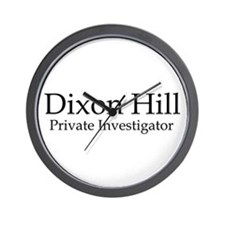 Dixon Hill Wall Clock