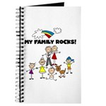 FAMILY STICK FIGURES Journal