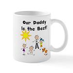 FAMILY STICK FIGURES Mug